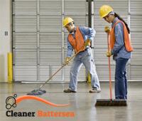 builders cleaning battersea