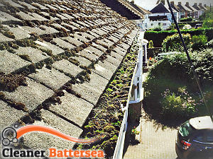 gutter-cleaning-battersea